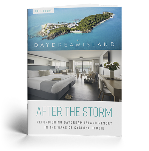 After the Storm - Daydream Island Refurbishment